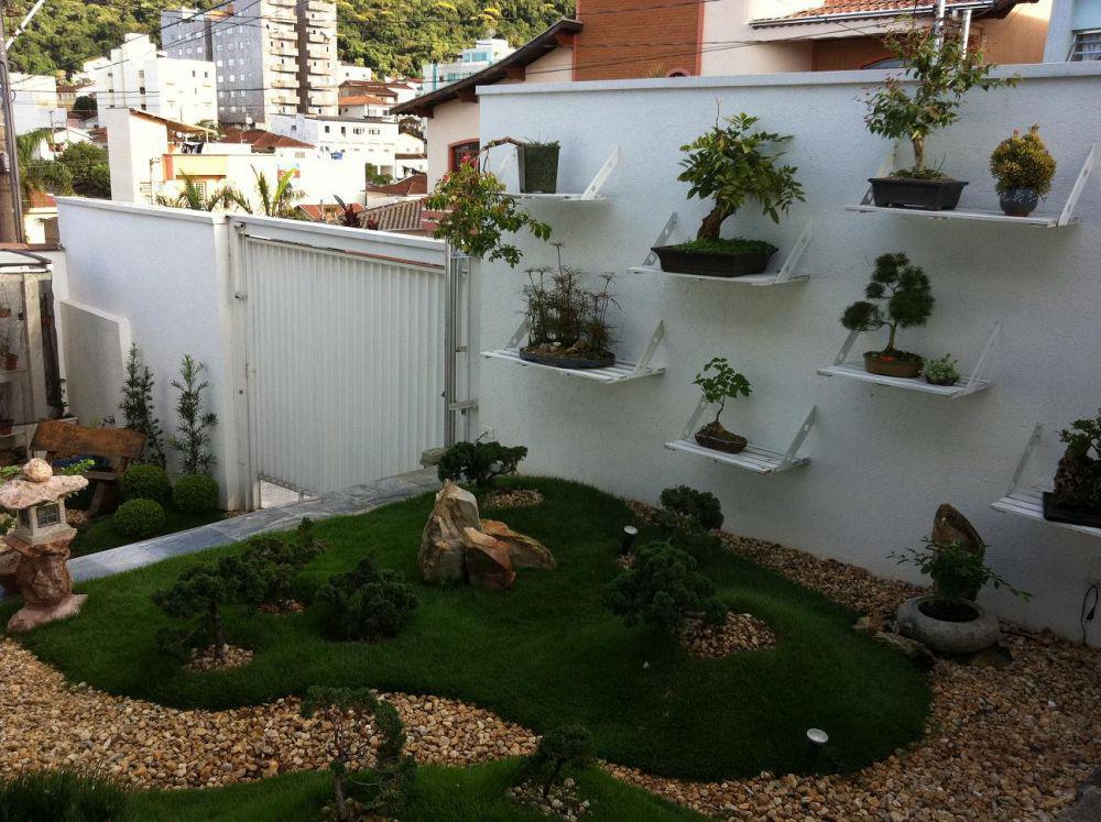 Jardim Oriental ? Bonsai House